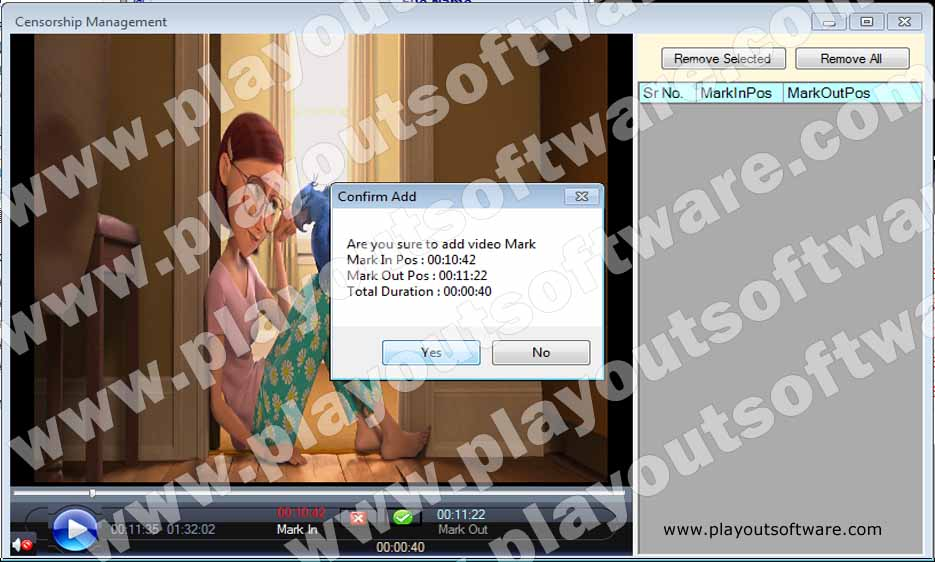 Movie Playout software developers India